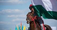 Объявление: Соревнование по скачкам посвященное Дню Президента Республики Таджикистан